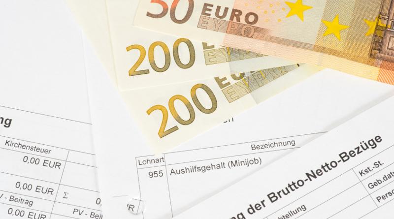 Keine Erhöhung Der 450 Euro Grenze Hensche Arbeitsrecht