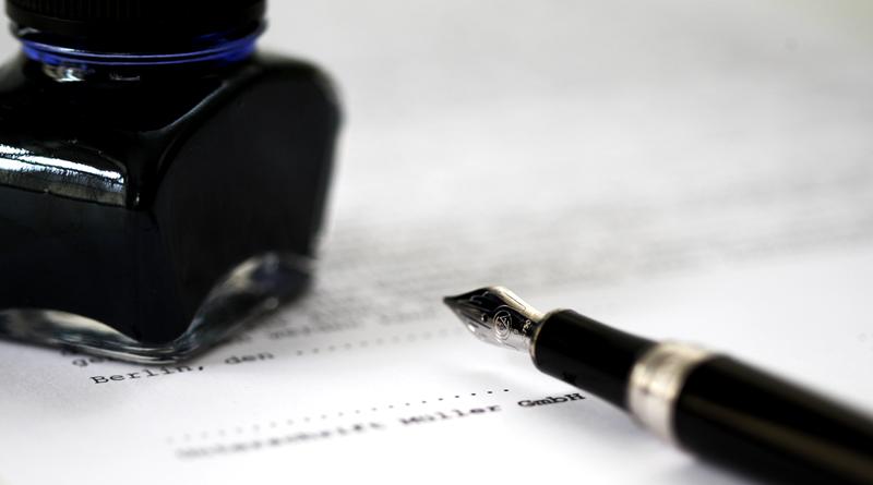 Gegenzeichnung Eines Befristeten Arbeitsvertrages Erst Nach